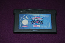 BUTT-UGLY MARTIANS : B.K.M. BATTLES - Vivendi - Jeu Course Game Boy GBA EUR