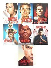 Dexter L'intégrale Des Saison 1 2 3 4 5 6 7 Coffret Lot DVD (1 à 7)