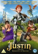 Justin And The Knights Of Valour (DVD, 2014)