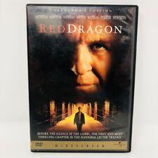 Red Dragon (DVD) Free Shipping