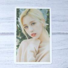 TWICE MINA Better ONCE JAPAN Limited Official Hi Touch Photo Card