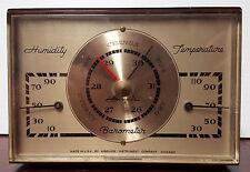 Vintage Airguide Instrument Company Barometer