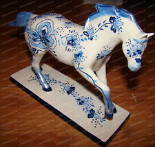 TOPP, SERENITY Horse (Painted Ponies by Westland, 12260) 1E / 4,333 (Signed)