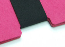 """iPad Pro 9.7"""" felt sleeve case wallet WITH STRAP, PERFECT FIT, 5 great colours!"""