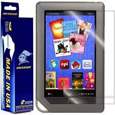 ArmorSuit MilitaryShield Barnes & Noble NOOK Color Screen Protector Brand NEW!