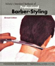 Milady's Standard Textbook of Professional Barber-Styling, Milady, Very Good Boo