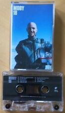 MOBY 18 CASSETTE TAPE