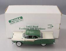 Danbury Mint DM1278M 1:24 1957 Ford Fairlane 500 Skyliner LN/Box