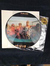 Sublime Limited Edition Self Titled Picture LP Album