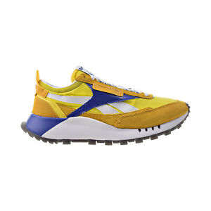 Reebok Classic Leather Legacy Men's Shoes Collegiate Gold-Yellow FY8326