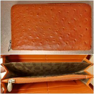 Furla Portemonnaie Geldbörse wie Neu - Farbe cognac/orange