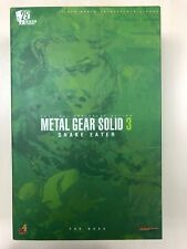 Hot Toys VGM 14 Metal Gear Solid 3 Snake Eater The Boss 12 inch Figure USED
