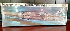 Vintage Model Kit: USS Enterprise Revell | No. H-489 | 1:720 NIB