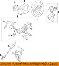 Infiniti NISSAN OEM 09-13 FX50 Steering Column-Shroud 484701CA2B
