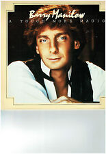 BARRY MANILOW LP ALBUM  TOUCH MORE MAGIC