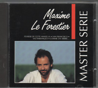 Maxime Le Forestier Master Série Cd Album best of san francisco mauve mon frere