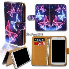 For Apple iPhone 3/4/5/6/7/8 X XR XS Flip Leather Wallet Stand Cover Phone Case