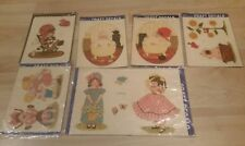 Vintage Meyercord Craft Decals lot