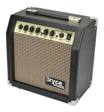 Bryce Music 15 Watt Acoustic Guitar Amplifier, 3 Band EQ, Headphone socket