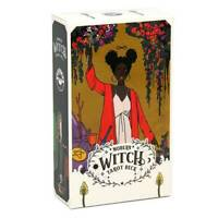 Modern Witch Tarot Card by Lisa Sterle Deck Oracle Card Guidance Divination Game