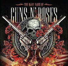 Va-The many faces of Guns N 'Roses, 3cd NUOVO