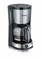 Severin KA 4496 Select Coffee Machine Stainless Steel Filter Coffee Aroma Functi