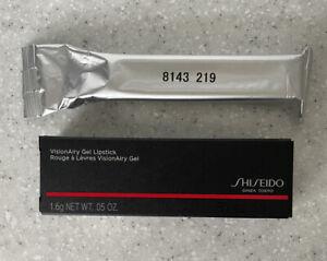 SHISEIDO VisionAiry Gel Lipstick / NEW in Box, Sealed: Shade 226 Cherry Festival