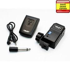 Kit flash wireless. Mod. TRUST Canon Nikon Sony Olympus Pentax
