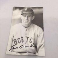 Rick Ferrell Signed Autographed Vintage George Burke Postcard Photo #2