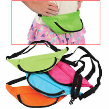 Neon Fanny Packs Beach Carrying Case Assorted Colors (Pack of 12X)