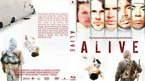 ALIVE / BLURAY !