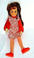 Crissy Doll Ideal 1969 Growing Red Hair Clothing GH-17 1968 Vintage