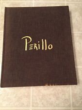 Artist of the American West by Gregory Perillo signed book Native Indians