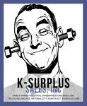 K-Surplus Sales