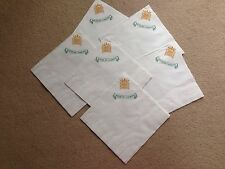 Set Of 6 House Of Commons Napkins