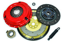 KUPP STAGE 1 CLUTCH KIT+ALUMINUM FLYWHEEL CORRADO GOLF GTI JETTA PASSAT 2.8L VR6