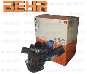 Audi A4 1.8-Liter OEM BEHR Thermostat 2002 to 2005 New