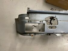 Bmw e30 m20 325 convertible front valance rust free solid preface panel bumper