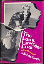 THE LONG LAVENDER LOOK-JOHN D. MACDONALD-1ST PRINTING-1972