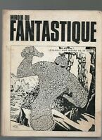 MIROIR DU FANTASTIQUE; Album éditeur des n°1 à 9 - 1968/69. Très bel état (RT7)