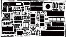 Eduard 1/35 OPEL BLITZ Grabado Para Italeri KITS #35154