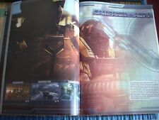 VIDEO GAME OFFICIAL STRATEGY GUIDE HALO WARS XBOX 360 PRIMA