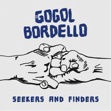 """Gogol Bordello : Seekers and Finders VINYL 12"""" Album with MP3 (2017) ***NEW***"""
