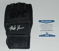 MARK KERR SIGNED AUTO'D UFC GLOVE BAS COA MMA PRIDE FC THE SMASHING MACHINE