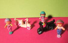 Polly Pocket Mini ♥ Polly´s Roller Spass ♥ Scooter Fun ♥ 100% Komplett 1994