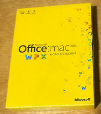 Microsoft Office MAC 2011 Home and Student *3 Installs*