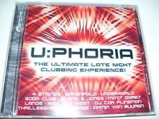 U:PHORIA - the ultimate late night clubbing experience