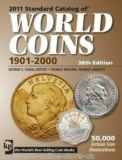 More details for 2011 standard catalog of world coins 1901-2000 38th edition 50,000 actual-sizes