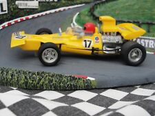SCALEXTRIC SPANISH TYRRELL FORD YELLOW  #17  C48   1:32 SLOT USED UNBOXED