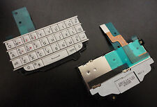BlackBerry Q10 OEM Keyboard With Flex Cable White
